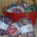 Chaussettes... de laine