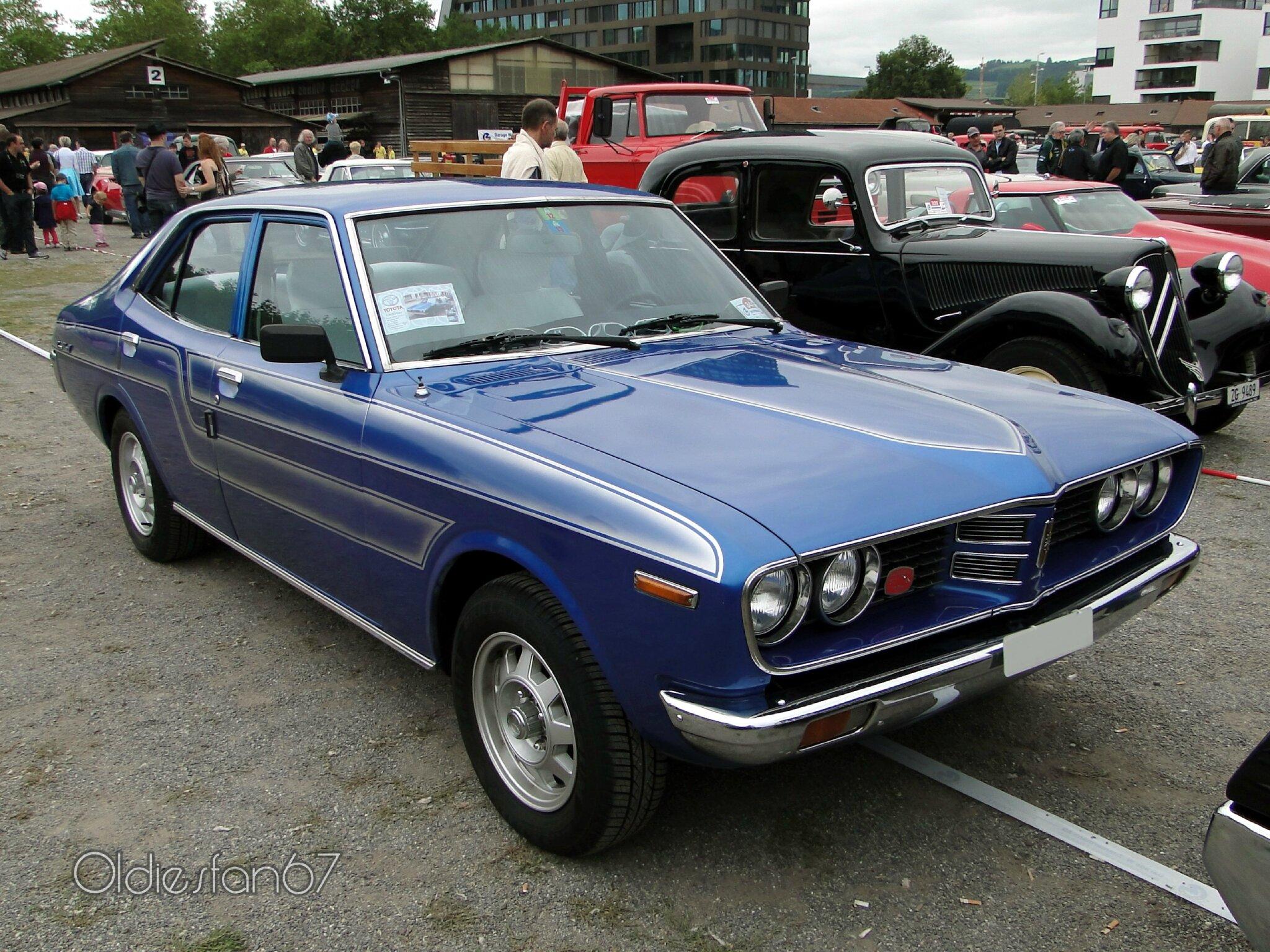 Toyota corona mark ii 1972 1976 oldiesfan67 quot mon blog auto quot