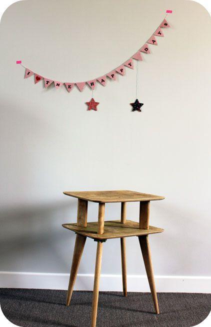 chevet 39 50 l 39 atelier du petit parc. Black Bedroom Furniture Sets. Home Design Ideas