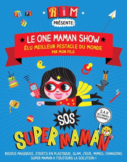 one_maman_show