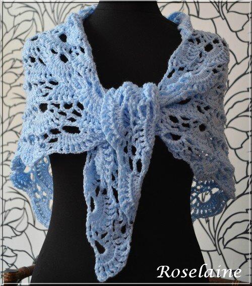 Roselaine 53 yes yes shawl Bernat