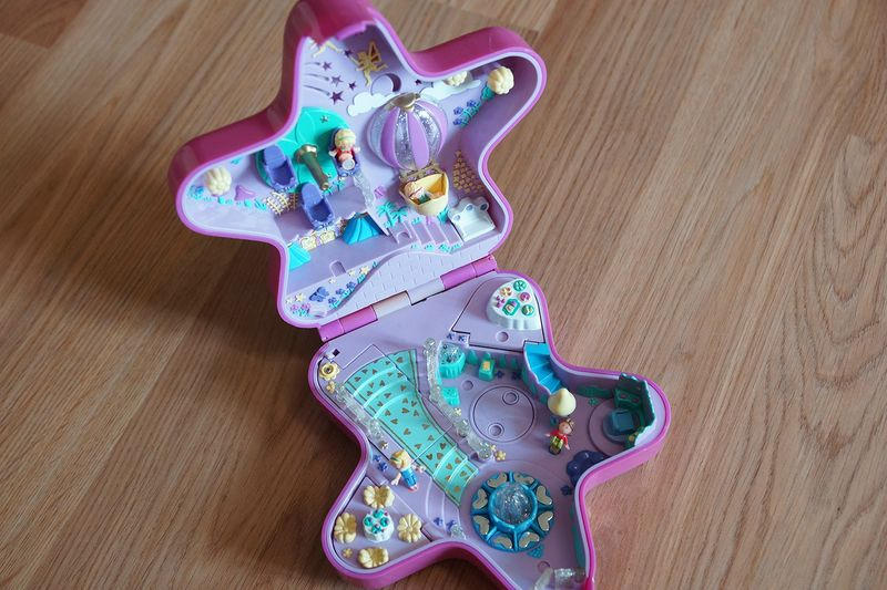 Polly Pocket géant