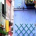 Burano, l'le palette