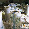 AJAK banque céréalière de Korgom - vente à prix modéré Août 2014