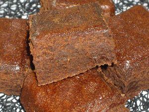 gateau au chocolat C Lignac