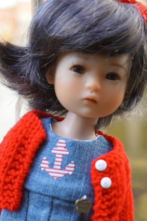 Mia ( Ruby Red ) , le retour !!!