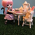 Chess - Little Pullip Cheshire Cat