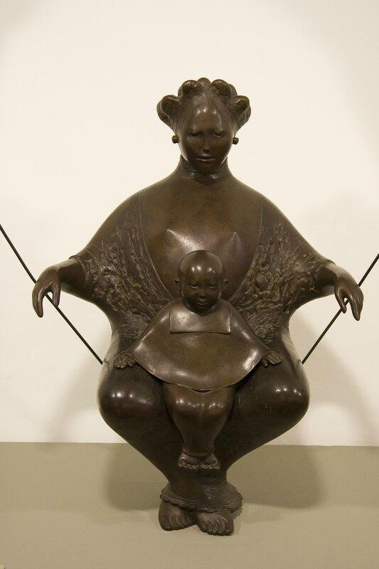 Cornelis Zitman _sculptures_artodyssey (11)