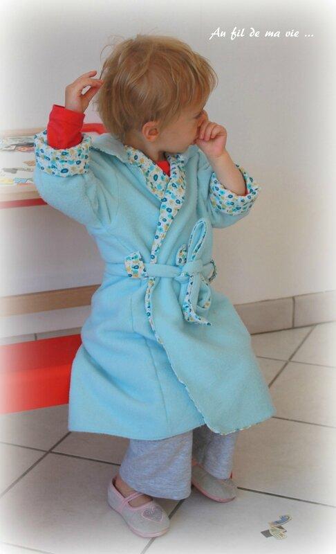 Redingote K Mademoiselle robe de chambre (4)
