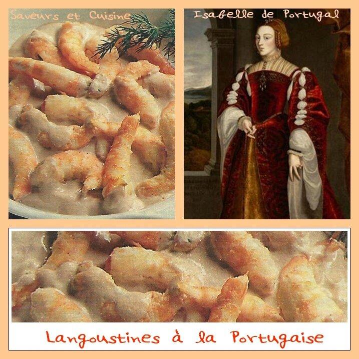 Langoustines à la Portugaise