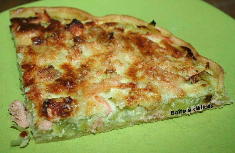 Tarte-poireaux-saumon