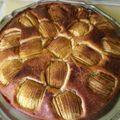 Gateau breton aux pommes