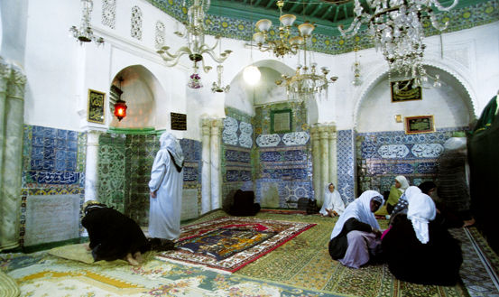 06-Alger-Mausolée Sidi Abderhamane