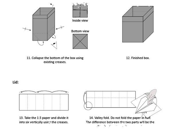 Tirelire - Diagramme