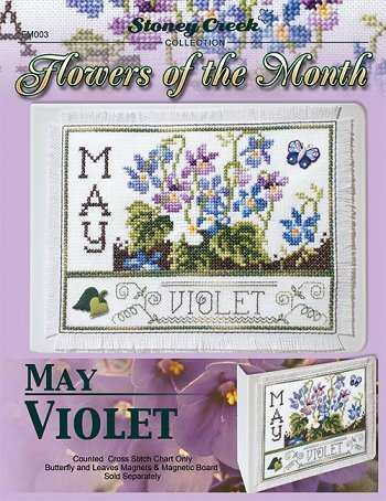 flowers of the month - may