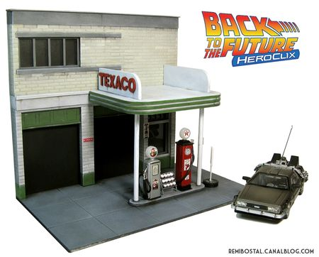 texaco bttf back to the future hill valley scenery heroclix remi bostal (3)