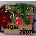 Mini Noël 2007 Couverture