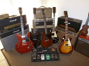 groupe gibson