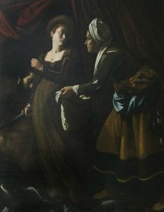 A GRAMATICA 1605-20 Judith-Derby Museums and Art Coll- vads