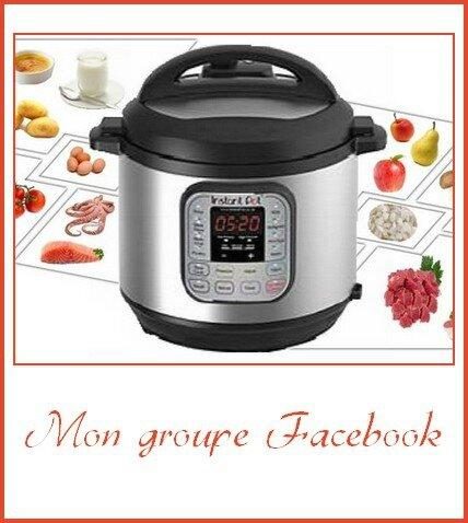 Mon groupe Facebook