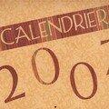 D-Calendrier 2007