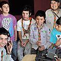 jamboree JOTI 2011 grupo scout J.Sevin