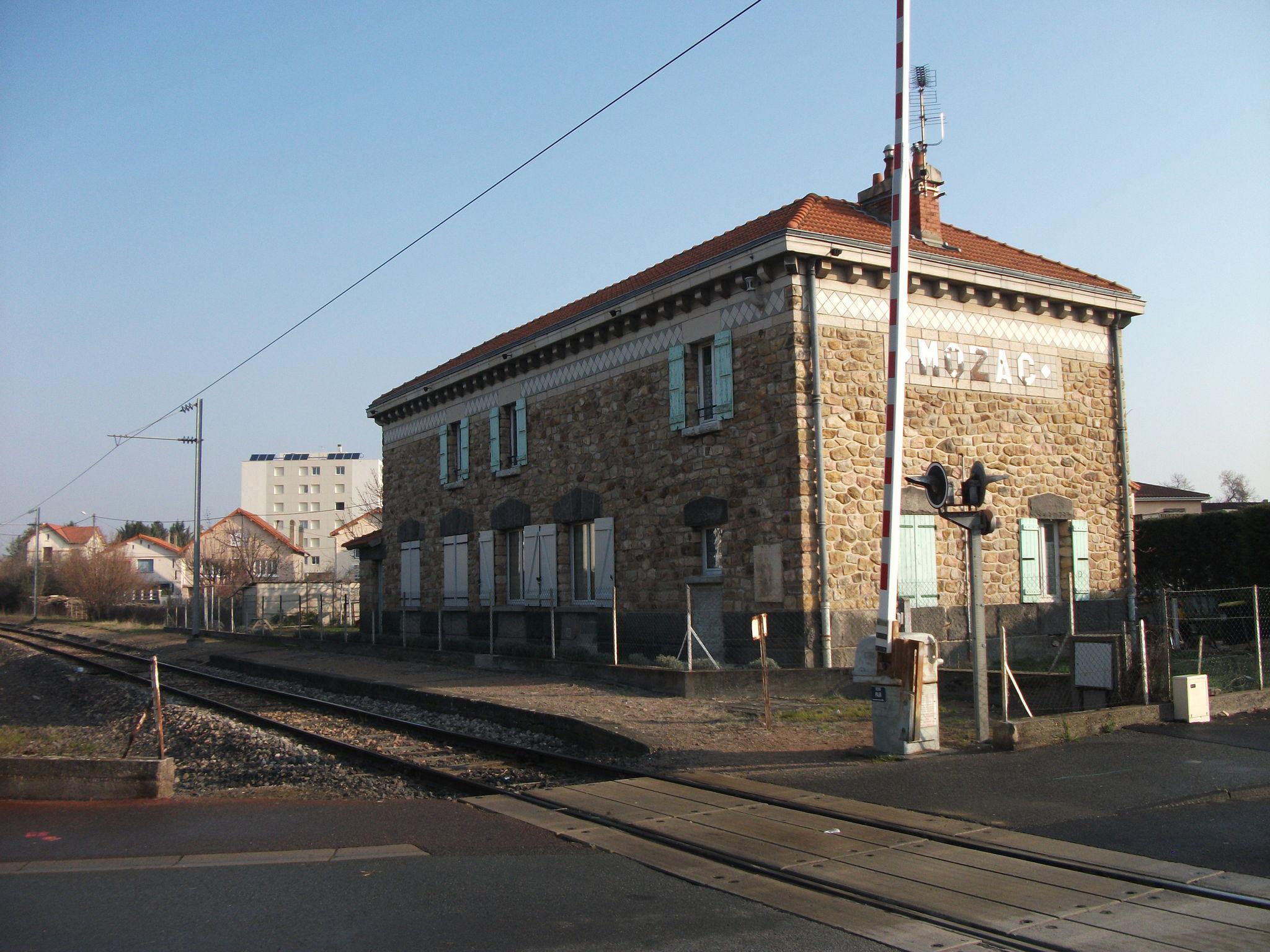 Mozac (Puy-de-Dôme)