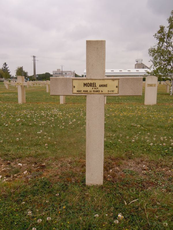 Petiville, Morel André, NN Cormicy (Marne)