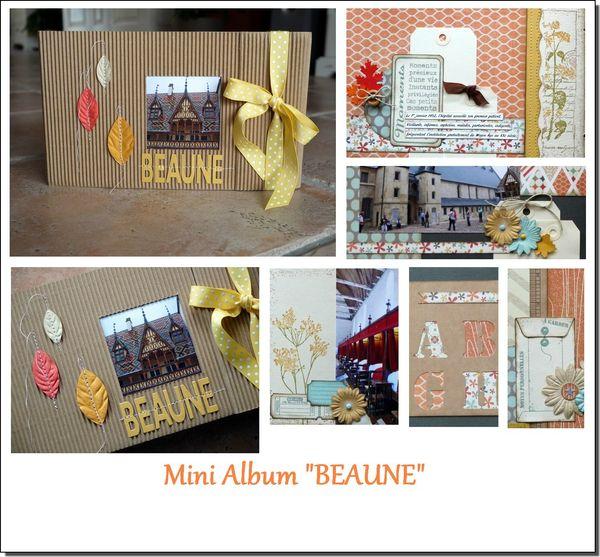 visuel mini album BEAUNE