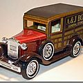 Ford model a a&j box general stores …