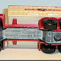 Lesney Matchbox 42 E 3 SF Mercedes Container Truck