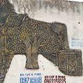 Les murs de Saigon
