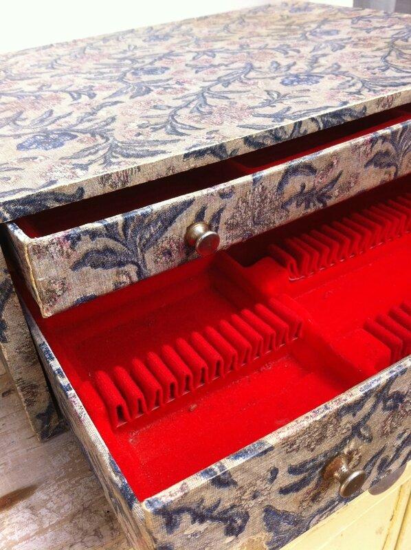 ménagère boîte à couverts