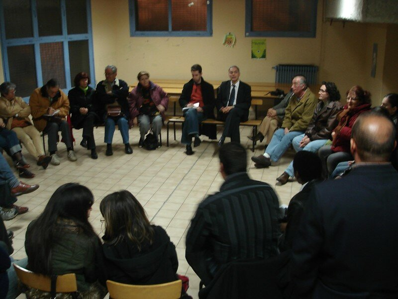 Débat participatif à Bon Voyage