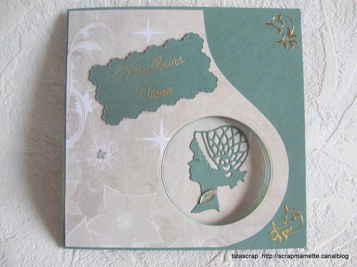 Exceptionnel Cartes avec gabarit Azza on continue.. - SCRAPMAMETTE, le blog  AS73