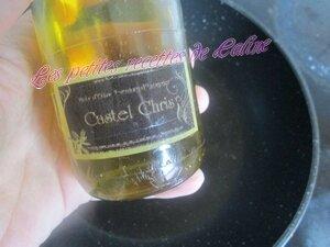 Paupiettes de veau sauce moutarde, fond de veau et crème liquide01