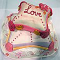 Gâteau de fiançailles