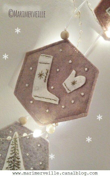 Décoration de charme esprit nordique N°5 Botte et gant Marimerveille