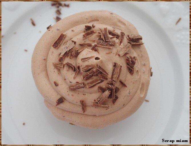 cupcake choco-caramel B