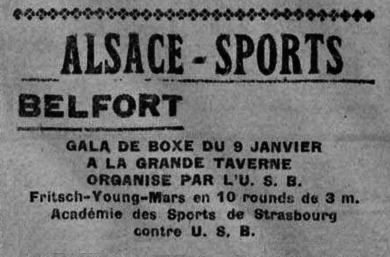1924 01 06 Fritsch Gala Belfort L'Alsace 2