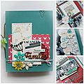 Kit atelier multi*albums d'octobre (1ère version), steff
