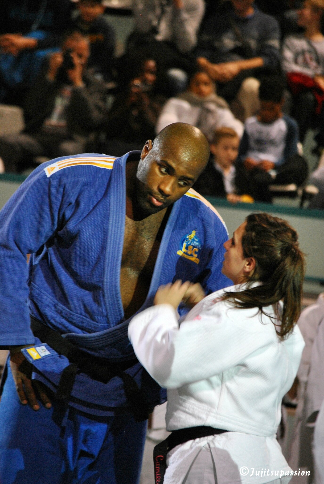 teddy riner tours jujitsupassion judopassion. Black Bedroom Furniture Sets. Home Design Ideas