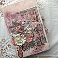 Couverture d'un art journal par maetou