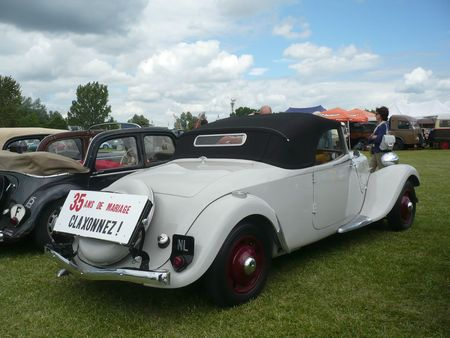 CITROËN Traction Avant cabriolet Madine (2)