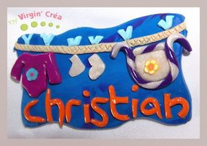 badge christian linge bis LOGO