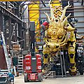 Dragon des machines de nantes