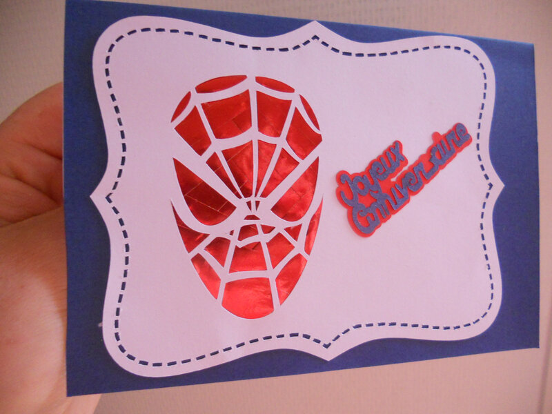 kirigami Spiderman2