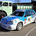 Citroen saxo team maxi (8ème bourse d'échanges autos de Chatenois) 01