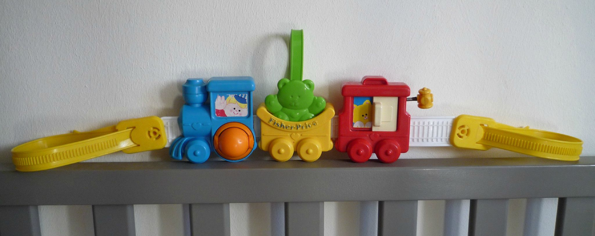 Guirlande poussette #1271 Fisher Price (3)
