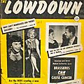 The Lowdown (usa) Janv 1955